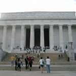 WASHINGTON Lincoln Memorial cosa vedere