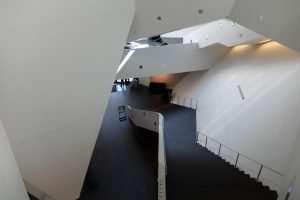 Denver art museum interno