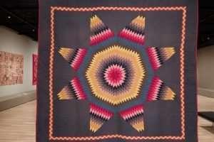 Denver art museum patchwork