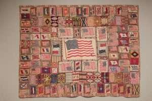 Denver art museum bandiera americana