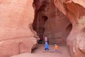 Entrata Upper Antelope Canyon