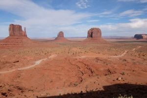 Monument Valley Mittens Buttes