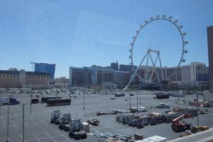 Las Vegas ruota panoramica