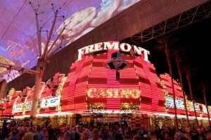 Freemont Street Las Vegas