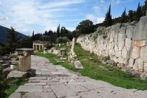 Delfi sito archeologico