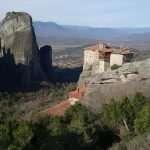 METEORE COSA VEDERE Grecia monasteri