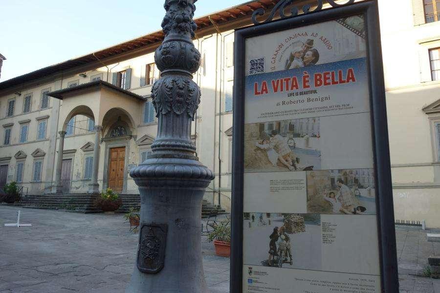 La vita è bella Arezzo