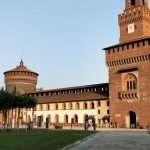 CASTELLO SFORZESCO cosa vedere-Milano