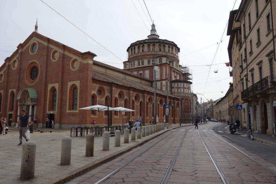 Santa Maria delle Grazie Milano