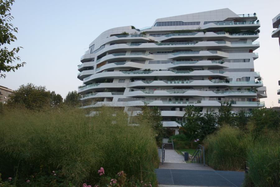 Residenze Zaha Hadid City Life District
