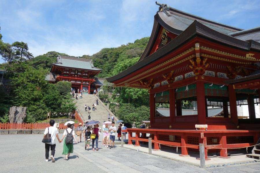Tsurugaoka Hachiman Kamakura