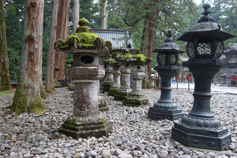 "Lanterne giapponesi ""toro"""