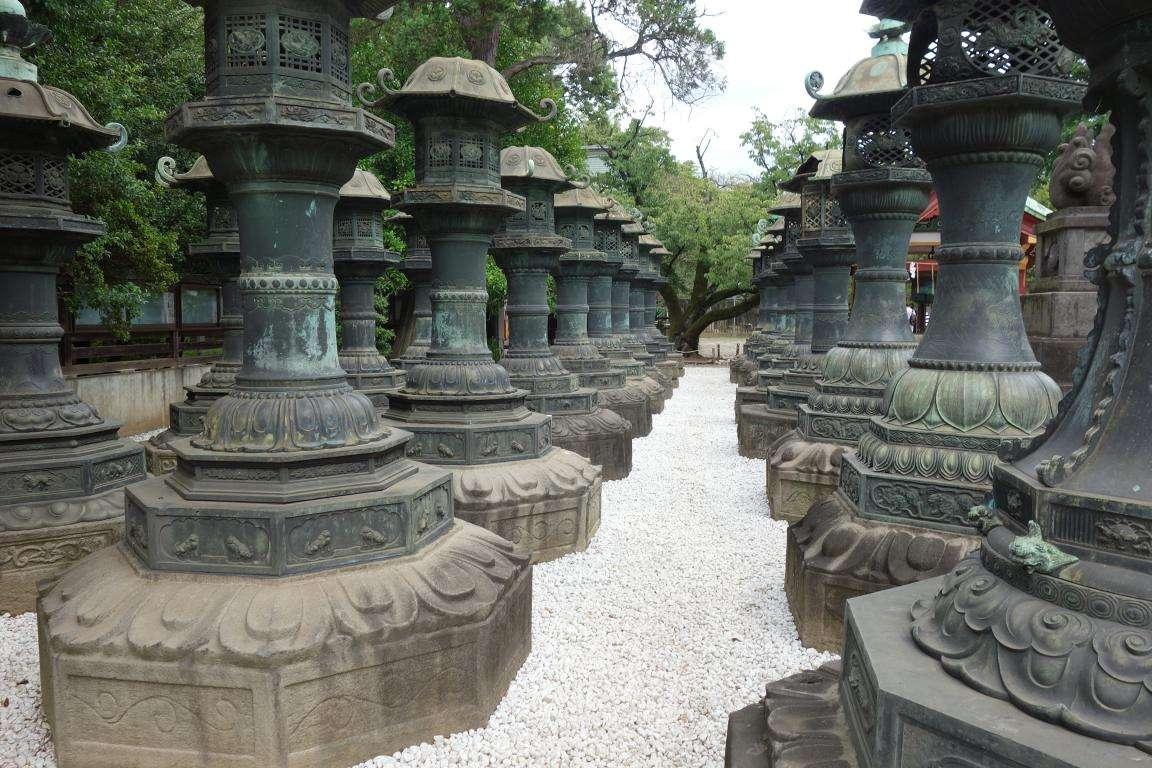 Toshogu a Ueno cosa vedere