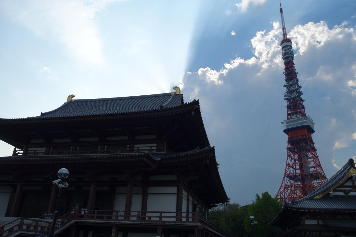 Tokyo Tower cosa vedere