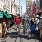 TSUKIJI cosa vedere Mercato del pesce Tokyo
