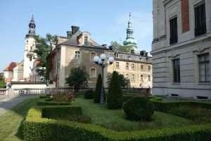Pszczyna castello polacco