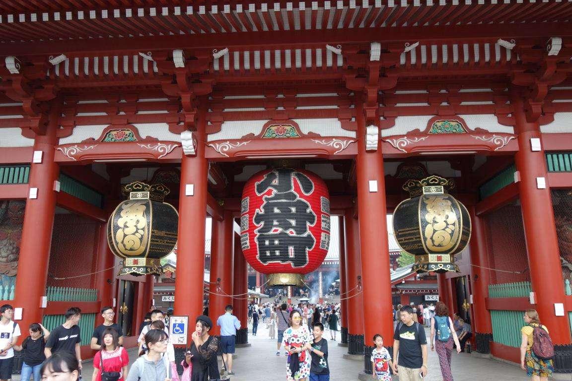 Templi e santuari Tokyo cosa vedere