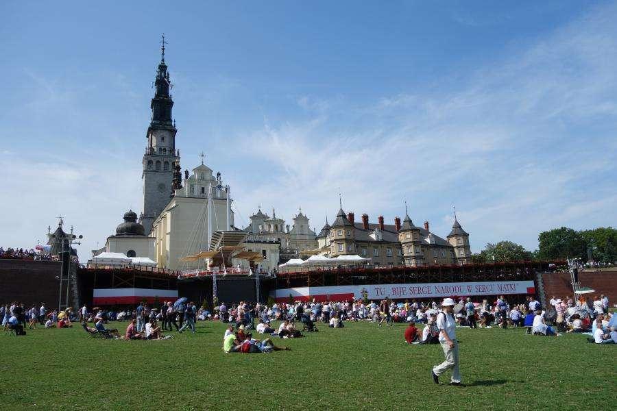 Czestochowa santuario polacco