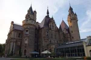 Moszna castello polacco