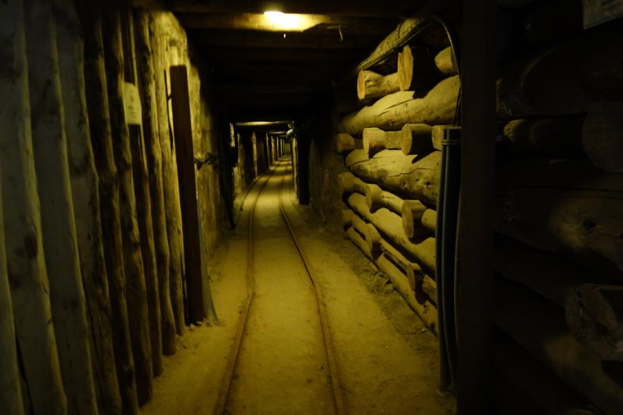 Wieliszka miniere di sale in Polonia