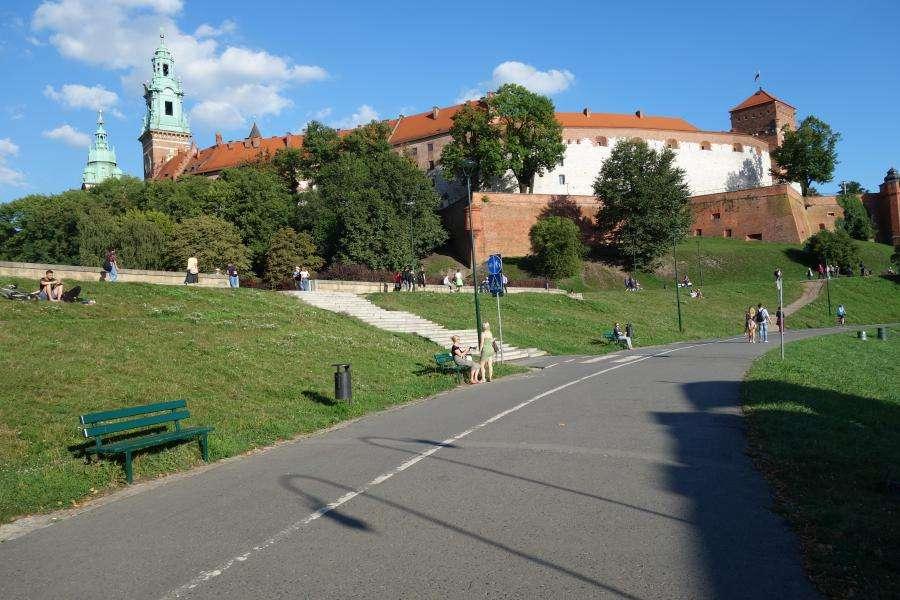 Wawel castello di Cracovia