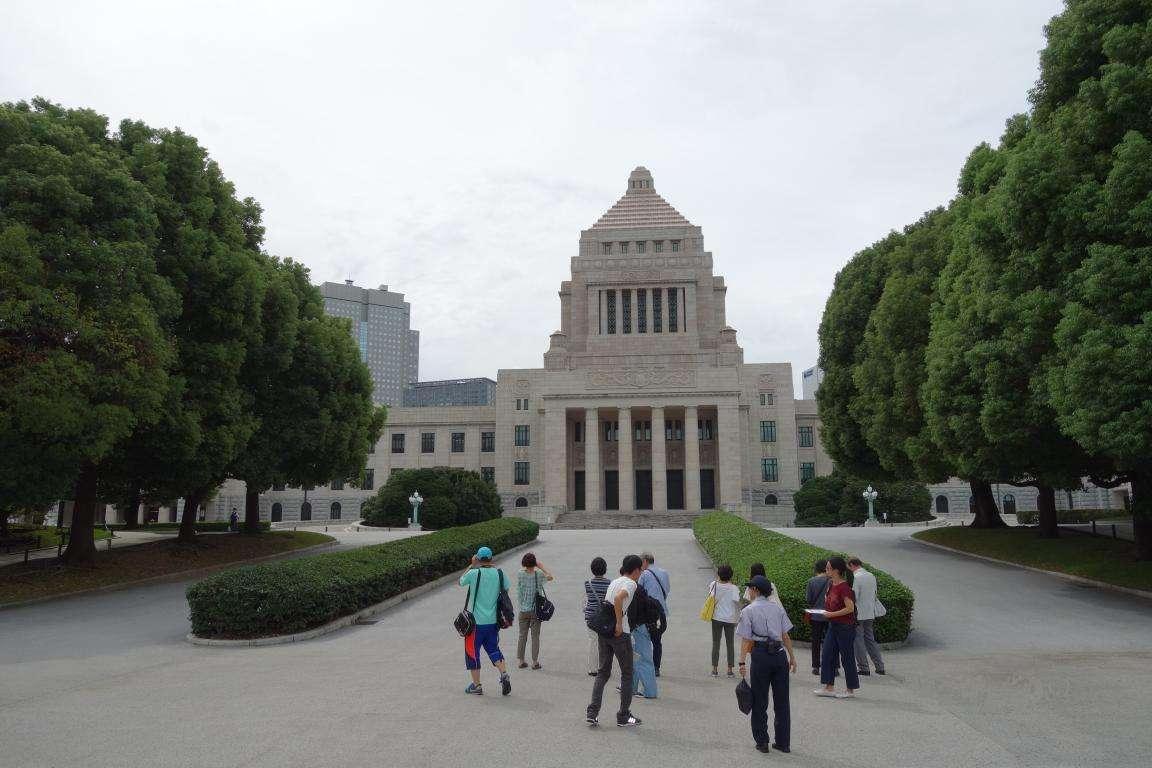Chiyoda cosa vedere Tokyo