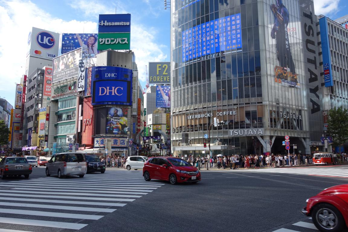 Shibuya cosa vedere e cosa fare