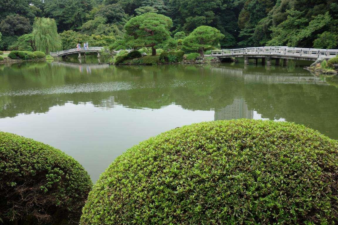 Parchi e giardini di Tokyo cosa vedere
