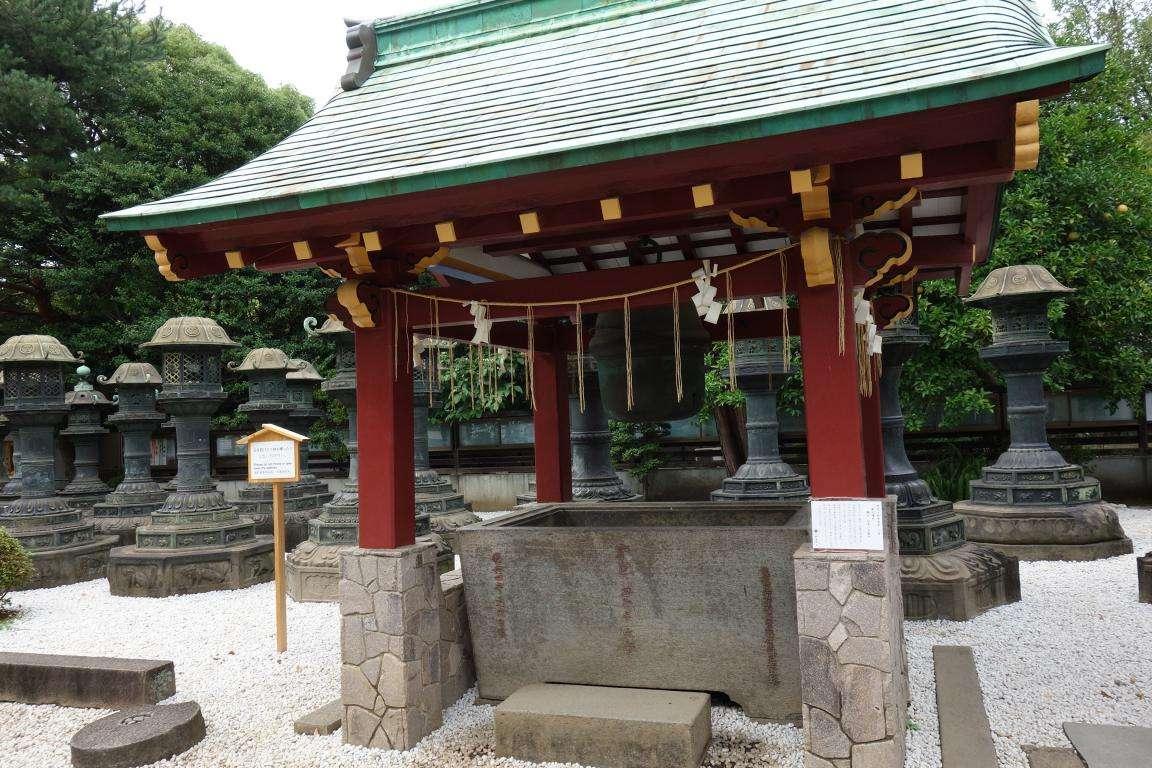 Tokyo templi e santuari gallery
