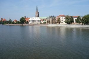 Breslavia dal fiume Odra cosa vedere