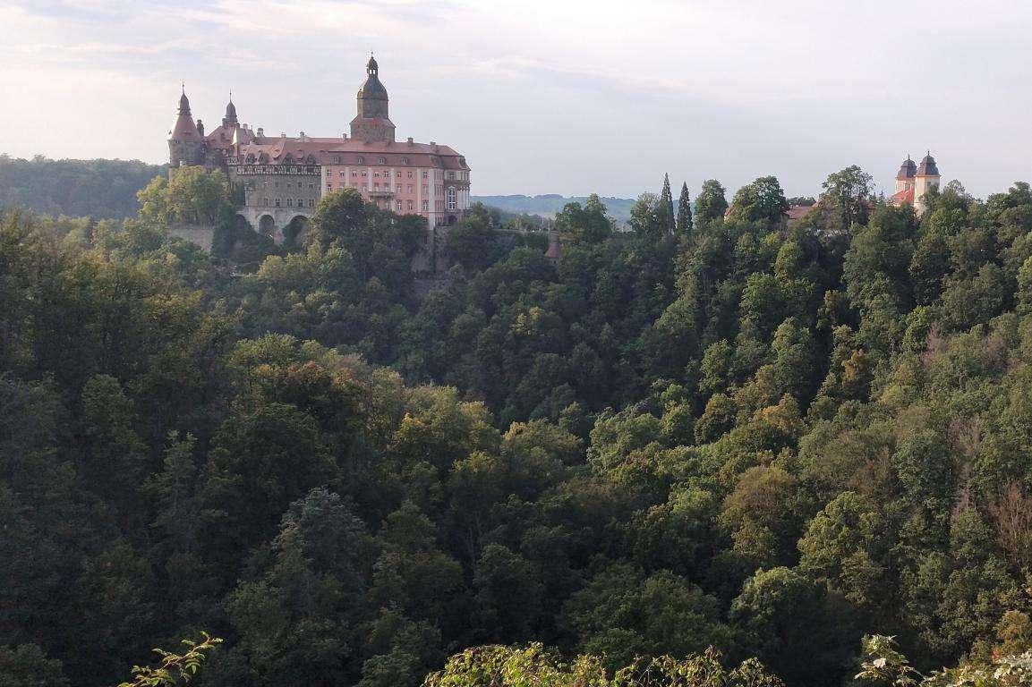 Castello di Ksiaz cosa vedere Polonia
