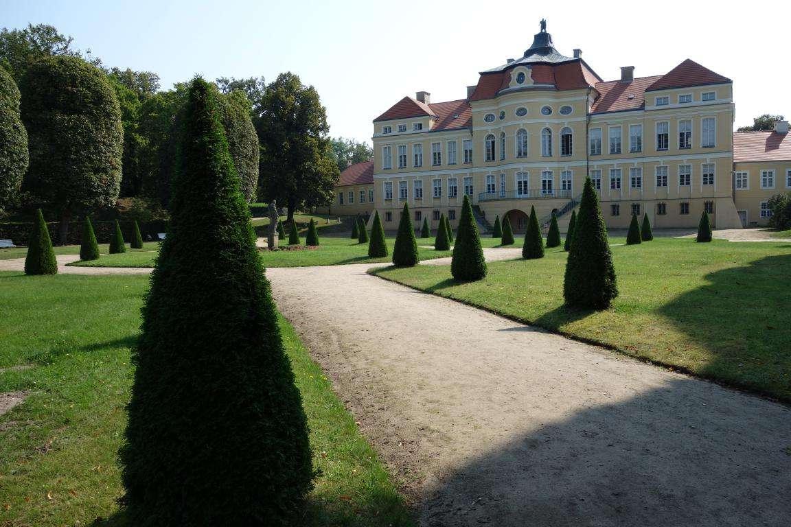 Castello di Rogalin cosa vedere