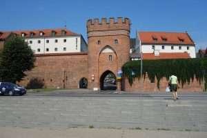 Cinta fortificata di Torun