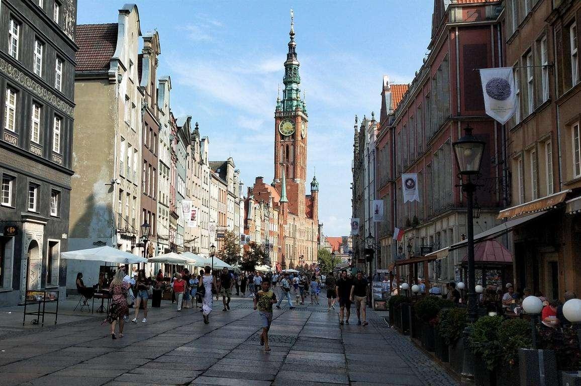 Danzica cosa vedere Polonia