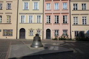 Piazza della campana rotta di Varsavia