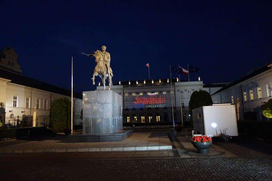 Palazzo Presidenziale di Varsavia