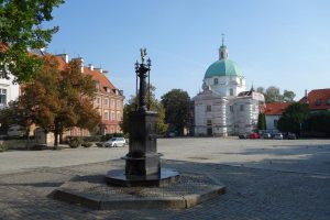 Piazza della Città Nuova Varsavia