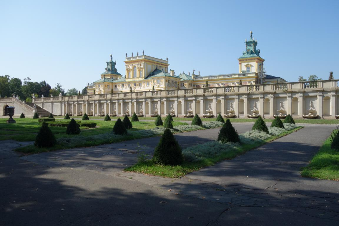 Palazzo di Wilanow cosa vedere Varsavia
