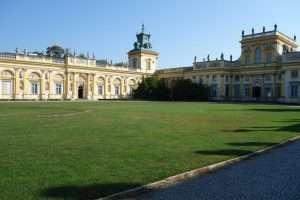 Wilanow Palace Varsavia