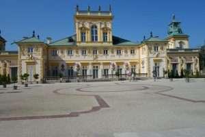 Wilanow residenza estiva a Varsavia
