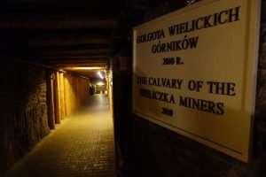 Gallerie delle miniere di sale di Wieliczka