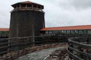 Torre di gradazione di Wieliczka