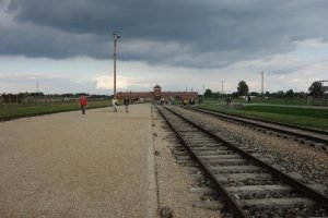 Auschwitz-Birkenau i binari