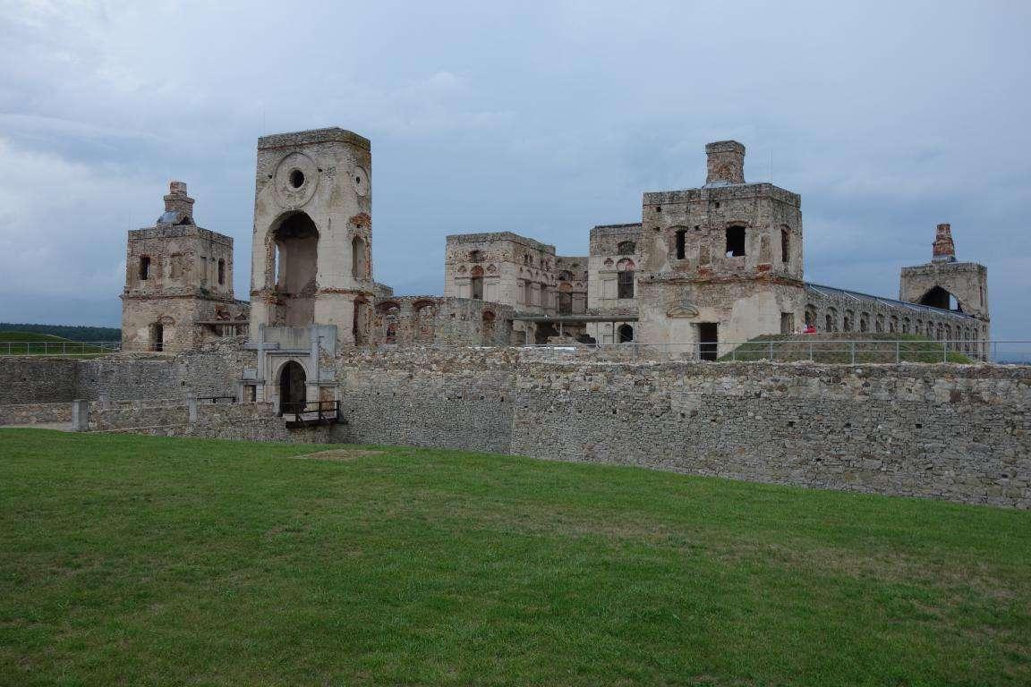 Krzyztopor castello cosa vedere Polonia