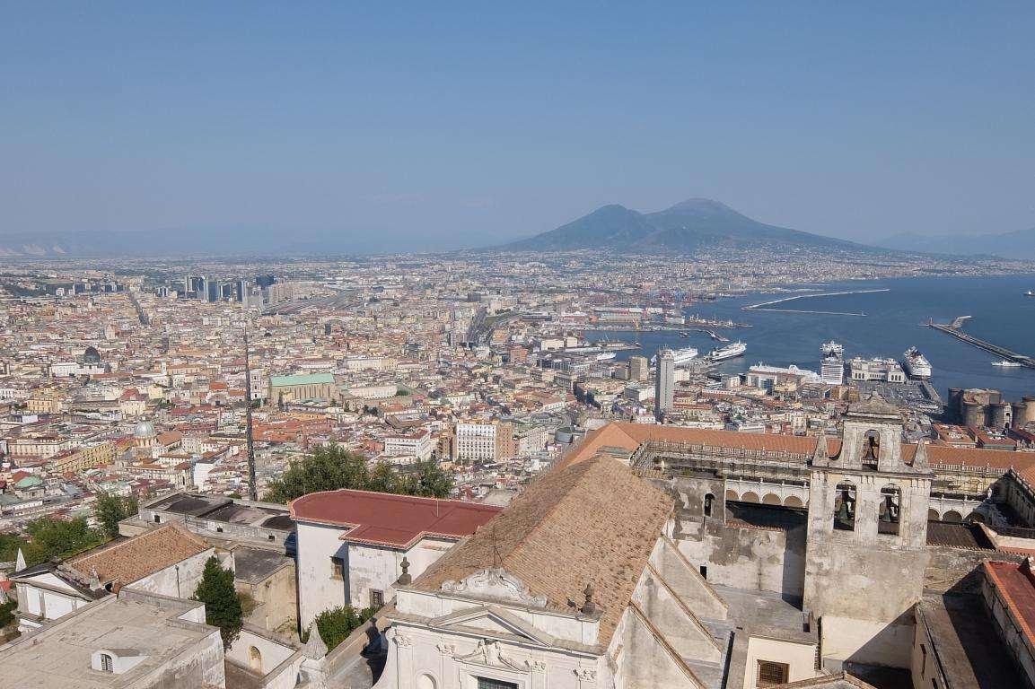 Napoli in camper tre giorni cosa vedere