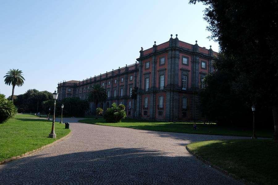 Museo della reggia di Capodimonte