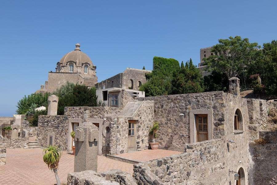 Chiesa dell'Immacolata del castello aragonese di Ischia