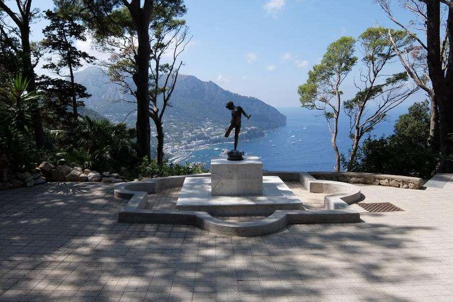 Villa Lysis a Capri cosa vedere in un giorno