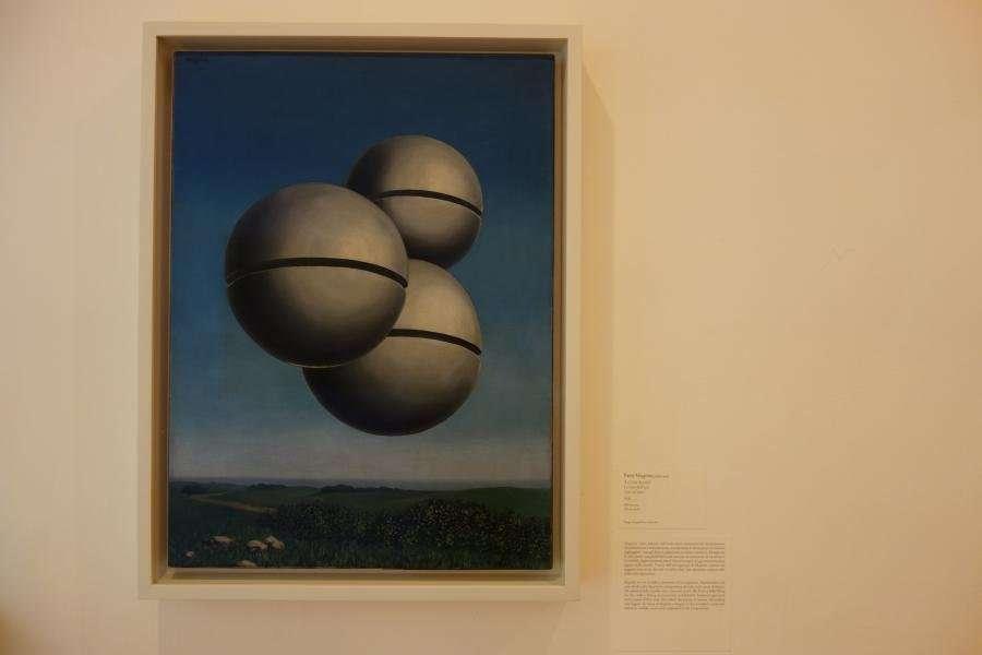 Renè Magritte Peggy Guggenheim