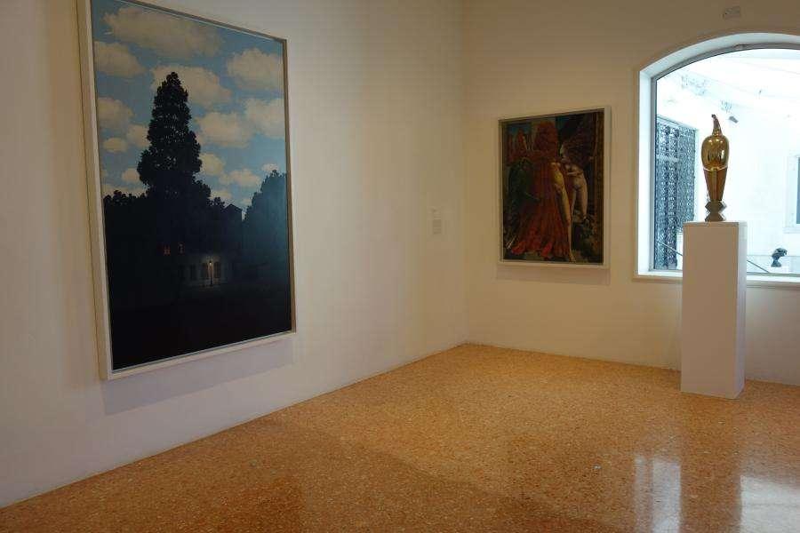 Sala del Peggy Guggenheim di Venezia